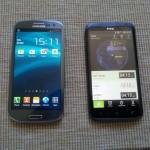 Samsung Galaxy S3 vs HTC 1X Picture 2