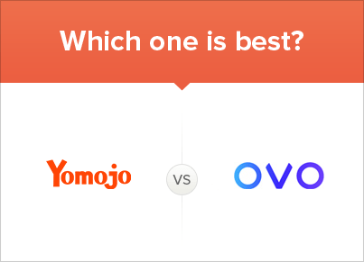 Comparing Yomojo vs OVO mobile