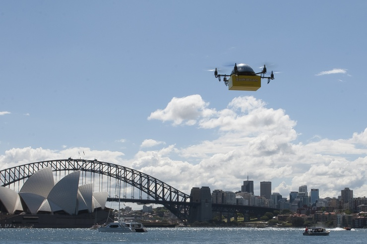 Drones Australia