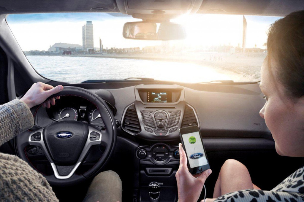 Ford joins Vodafone