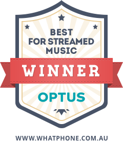 Optus Best Streamed Music Awards - WhatPhone 2017 awards