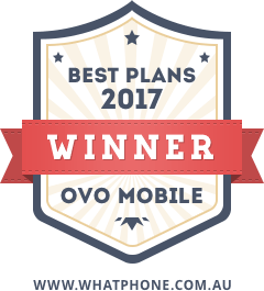 Best Plans Ovo Mobile - WhatPhone 2017 awards