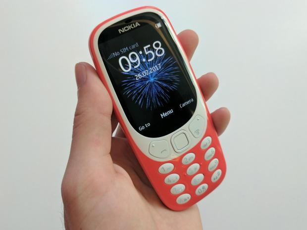 Nokia 3310 does not work in Australia