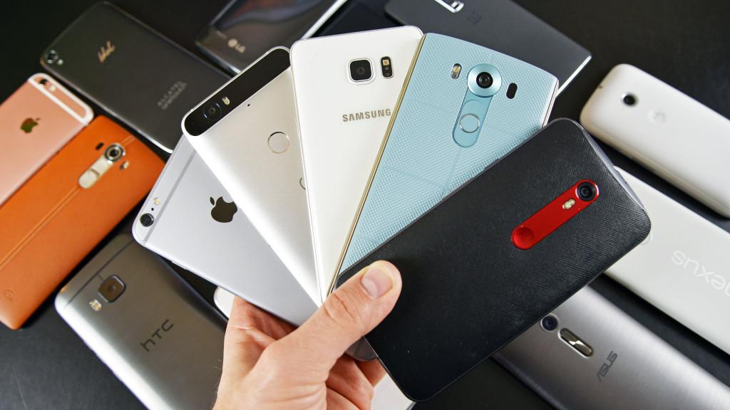 smartphones industry