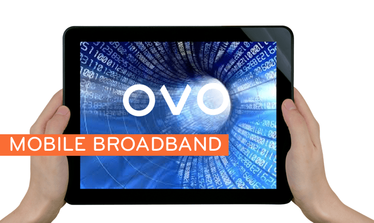 Network retailer OVO mobile has launched the largest mobile data plan in the market